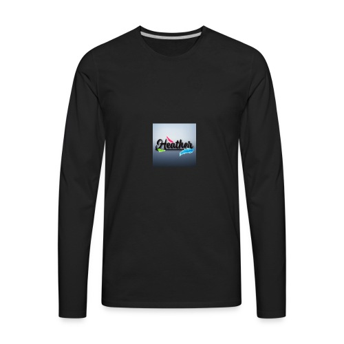 Heather - Men's Premium Long Sleeve T-Shirt