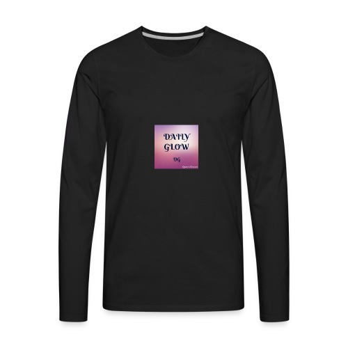 I habe a channel please subscribe to my channel - Men's Premium Long Sleeve T-Shirt