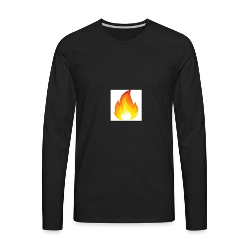 Lit Merch - Men's Premium Long Sleeve T-Shirt