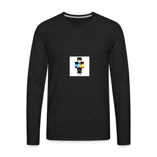 Minit - Men's Premium Long Sleeve T-Shirt