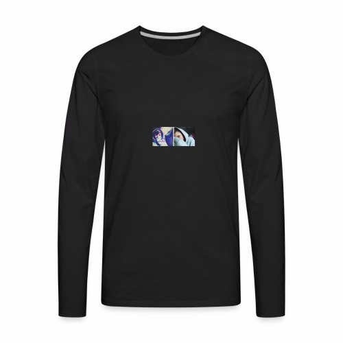 tay merch - Men's Premium Long Sleeve T-Shirt