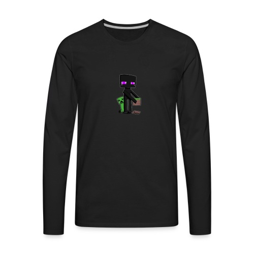 crafter - Men's Premium Long Sleeve T-Shirt