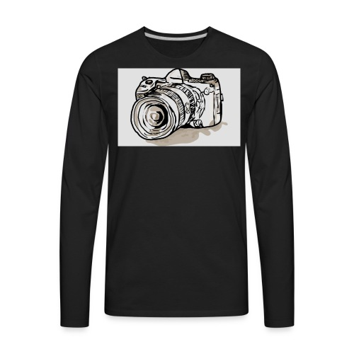 I VLOG Bro - Men's Premium Long Sleeve T-Shirt