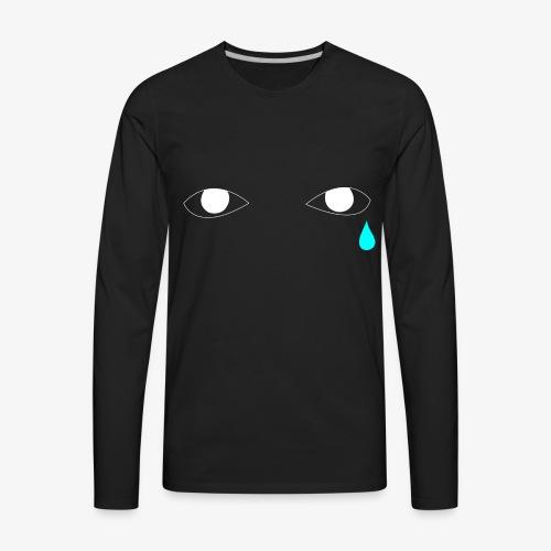 Sad Eyes - Men's Premium Long Sleeve T-Shirt