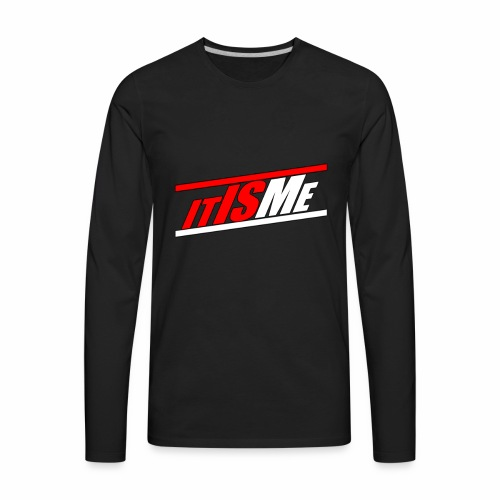 itISMe - 72 years of Indonesian independence - Men's Premium Long Sleeve T-Shirt