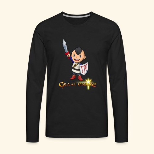 Graalonline Noob - Men's Premium Long Sleeve T-Shirt
