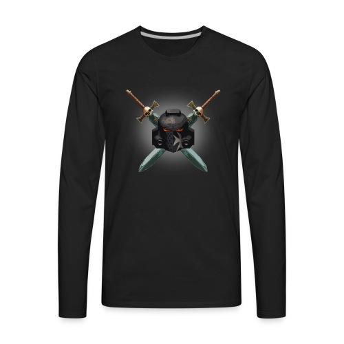 Black Templars - Men's Premium Long Sleeve T-Shirt