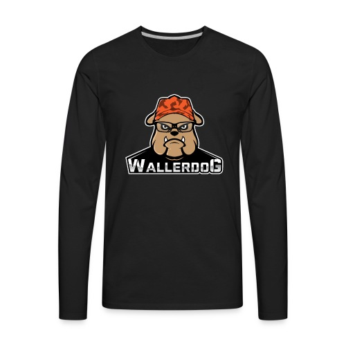 Wallerdog - Men's Premium Long Sleeve T-Shirt