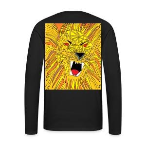 Power - Men's Premium Long Sleeve T-Shirt