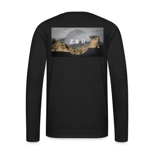 Z&R - Men's Premium Long Sleeve T-Shirt