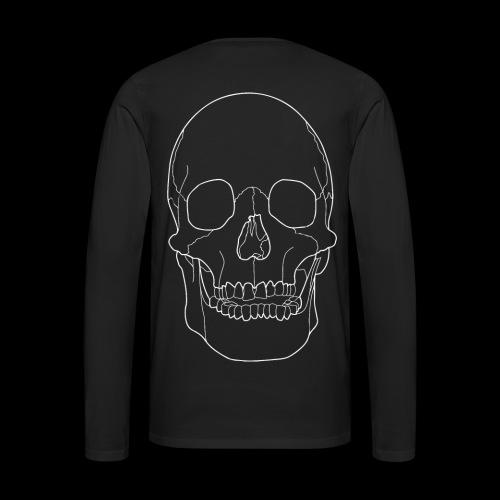 Skull 2.0 - Men's Premium Long Sleeve T-Shirt