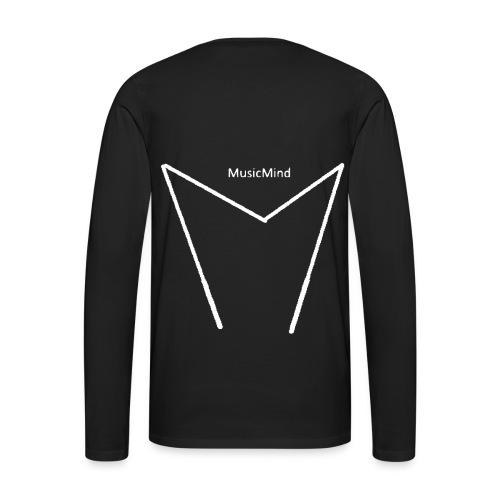 MusicMind standard - Men's Premium Long Sleeve T-Shirt