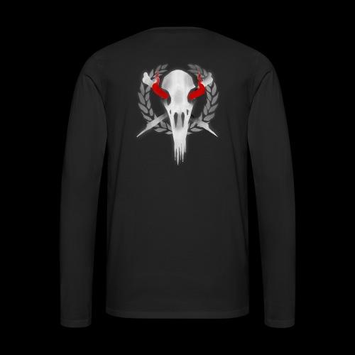 Docs TSL logo transparent - Men's Premium Long Sleeve T-Shirt