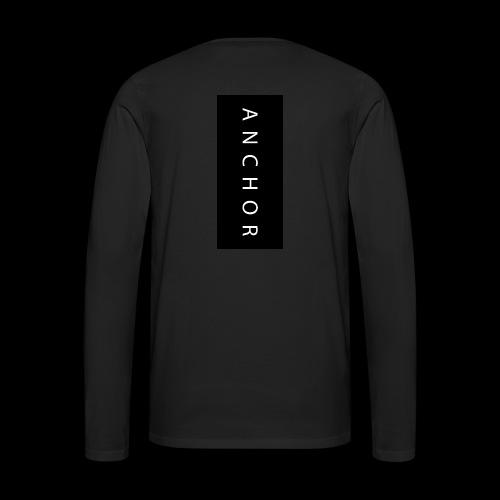 Anchor brand t-shirt - Men's Premium Long Sleeve T-Shirt