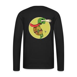 Riio-Tortuga - Men's Premium Long Sleeve T-Shirt