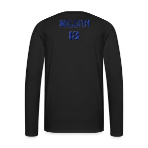 Fusion Flow Selena - Men's Premium Long Sleeve T-Shirt