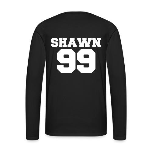 Shawn 99 - Men's Premium Long Sleeve T-Shirt