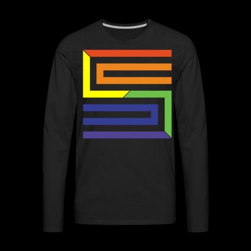 Silva Hound Egomaniac S - Men's Premium Long Sleeve T-Shirt