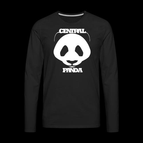Central Panda - Men's Premium Long Sleeve T-Shirt