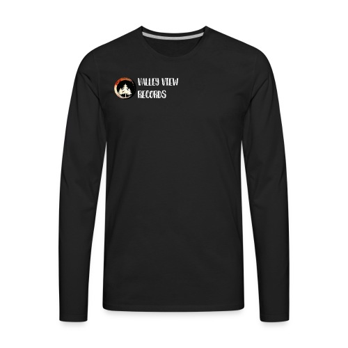 Valley View Records Official Company Merch - Men's Premium Long Sleeve T-Shirt