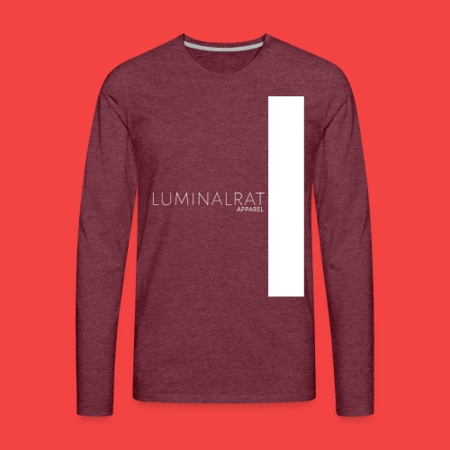 LuminalRat Apparel classic - Men's Premium Long Sleeve T-Shirt
