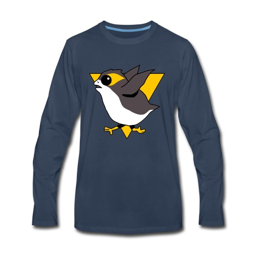 Pittsburgh Porguins - Men's Premium Long Sleeve T-Shirt