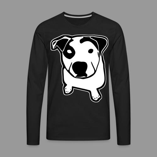 Pit Bull T-Bone - Men's Premium Long Sleeve T-Shirt