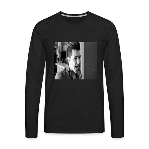 drake bell 2 - Men's Premium Long Sleeve T-Shirt