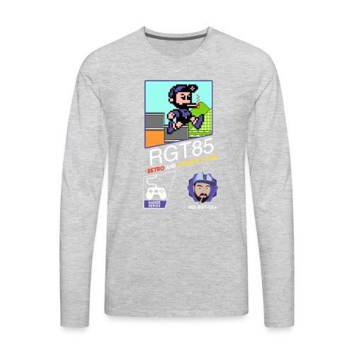 rgt blackbox shirt 2 png - Men's Premium Long Sleeve T-Shirt