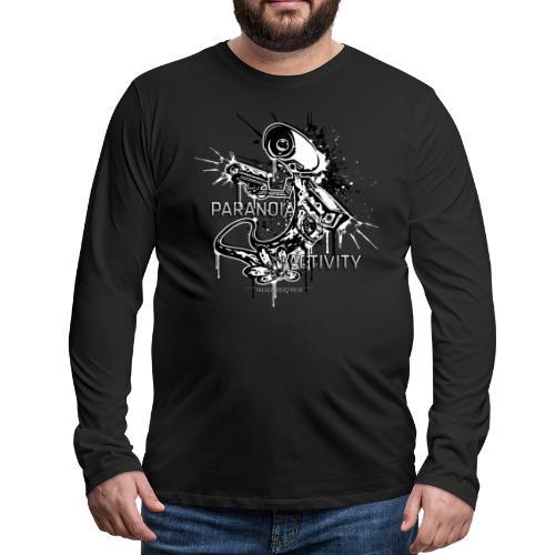 Paranoia Activity - Men's Premium Long Sleeve T-Shirt