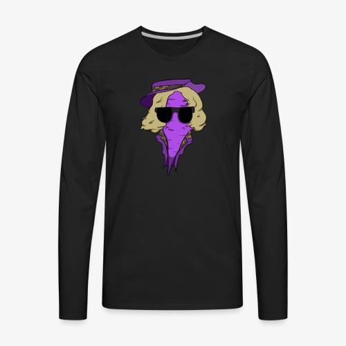 The Pimp Beet - Men's Premium Long Sleeve T-Shirt