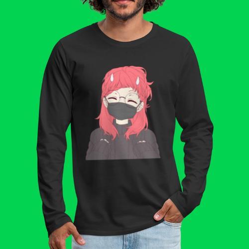 mei yay - Men's Premium Long Sleeve T-Shirt