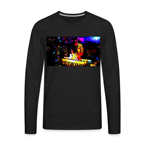New video Moment douce - Men's Premium Long Sleeve T-Shirt
