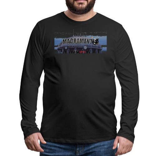 MACRAMENTO - Men's Premium Long Sleeve T-Shirt