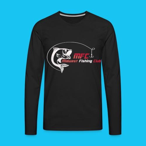 mfc whitered - Men's Premium Long Sleeve T-Shirt