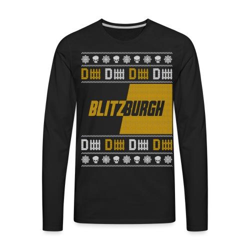 Blitzburgh - Men's Premium Long Sleeve T-Shirt
