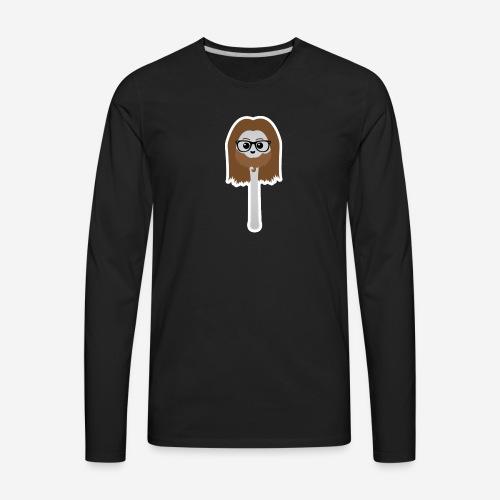 lepel mascotte - Men's Premium Long Sleeve T-Shirt