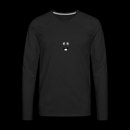 Namuna Logo - Men's Premium Long Sleeve T-Shirt