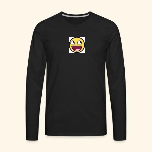 emojy nation - Men's Premium Long Sleeve T-Shirt
