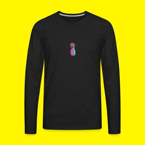 lpsheaven pineapple - Men's Premium Long Sleeve T-Shirt