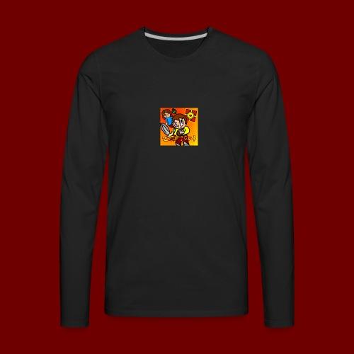 profilepic - Men's Premium Long Sleeve T-Shirt