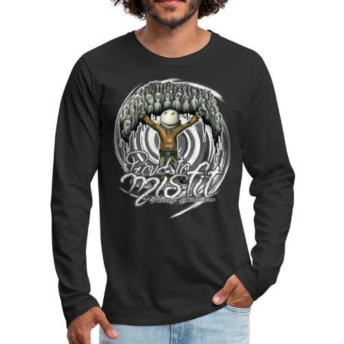 proud to misfit - Men's Premium Long Sleeve T-Shirt