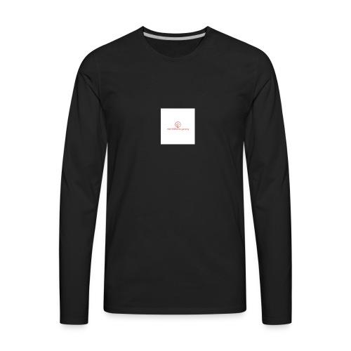 Youtube merch - Men's Premium Long Sleeve T-Shirt