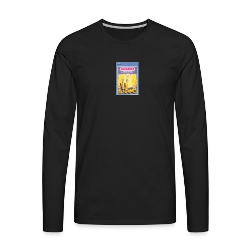 Gay Angel - Men's Premium Long Sleeve T-Shirt