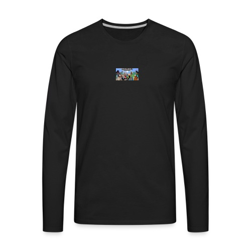 th - Men's Premium Long Sleeve T-Shirt
