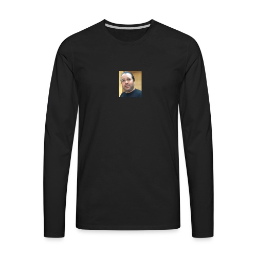 Hugh Mungus - Men's Premium Long Sleeve T-Shirt