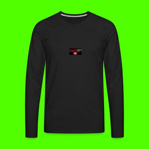ChargedTNT 2017 - Men's Premium Long Sleeve T-Shirt