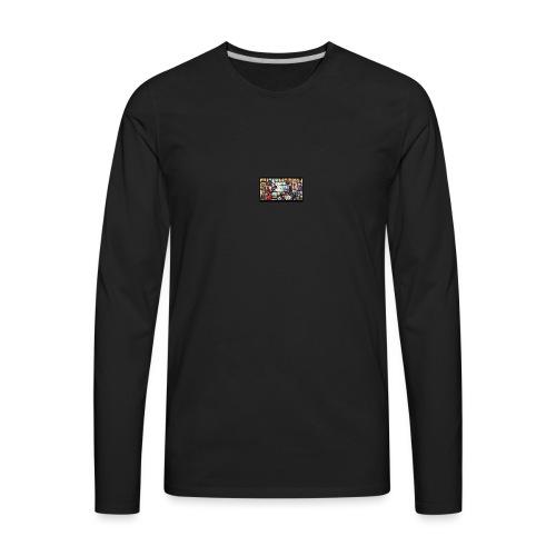 GRAND AUTO SOULZ - Men's Premium Long Sleeve T-Shirt