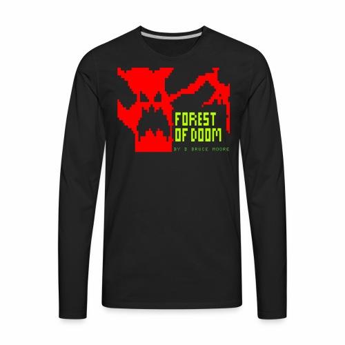 Forest of Doom T-Shirts - Men's Premium Long Sleeve T-Shirt