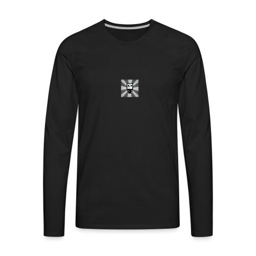 Official HyperShadowGamer Shirts - Men's Premium Long Sleeve T-Shirt